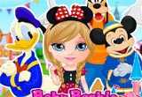 Baby Barbie na Disney