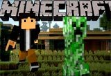 Matar o Creeper de Minecraft